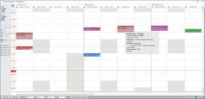 Scheda Planning - CGM XMEDICAL