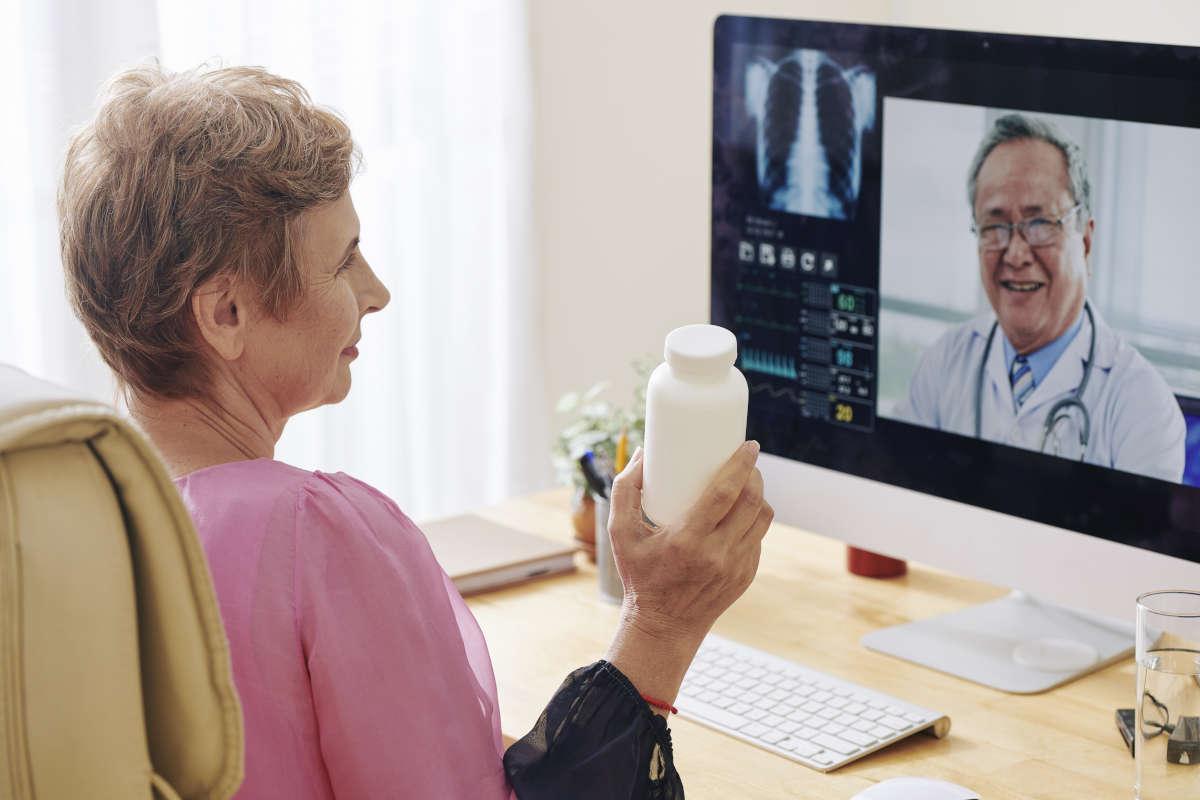 televisita medico-paziente