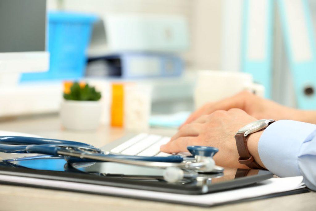 medico su software gestionale medicina dello sport